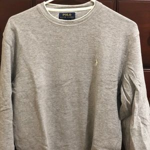 Polo Ralph Lauren Thermal Long Sleeve Grey Size:M